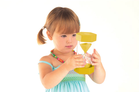 Learning Can Be Fun - Large Tickit Sand Timer 3 Mins
