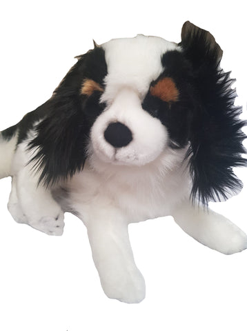 Nana's Weighted Toys - Snuggles  1.8kg King Charles Spaniel