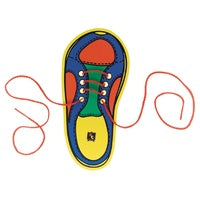 Ed Vantage Learning Can Be Fun -  Lace It Shoe
