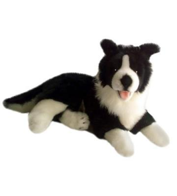 Nana's Weighted Toys - Starsky  1.8kg Border Collie