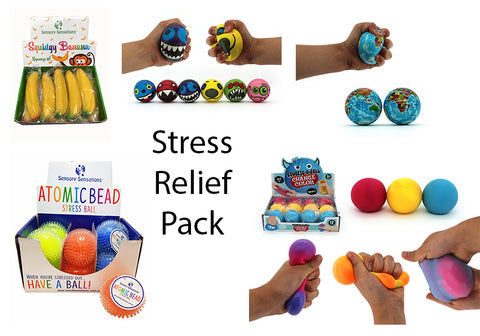 Sensory Sensations - Stress Relief Pack 1