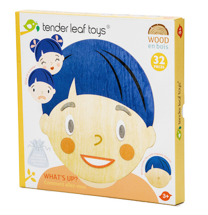 Tenderleaf Toys - What's Up Emotional Expressions Bag