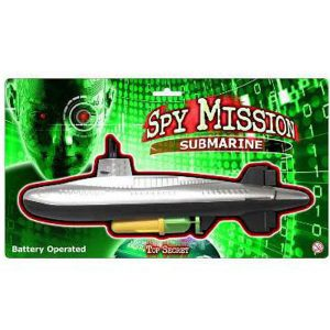 Kandy Toys - Spy Mission Submarine