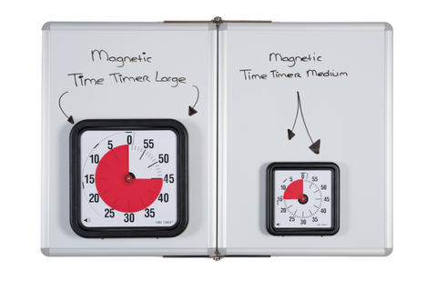 """timers"", ""time timers"", ""time timer with magnets"", ""wall mounted timers"", ""Timer with magnet"""
