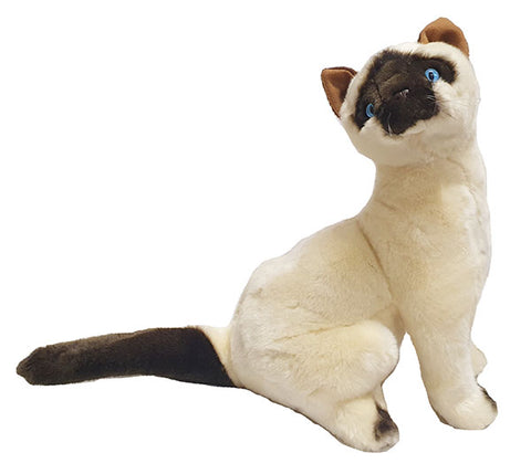 Nana's Weighted Toys - Tulip the 2kg Siamese Cat