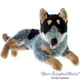 Nana's Weighted Toys - Bluey the 3.6 kg  Blue Heeler