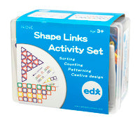 Ed Vantage - Shape Link Activity Set