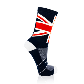 Versus Union Jack Flag Socks