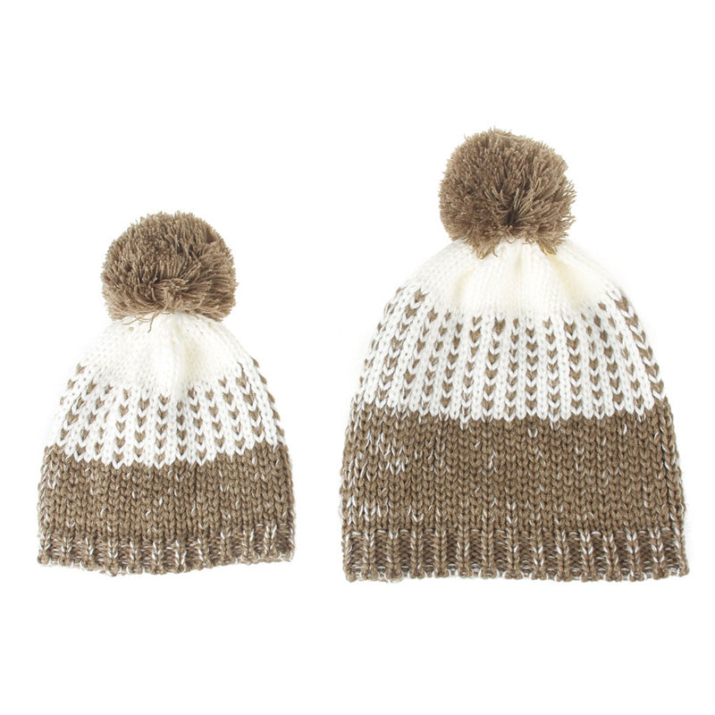 dc4d81afd4b45 Mommy   Me Matching Winter Knit Hats – Snugglebye Baby