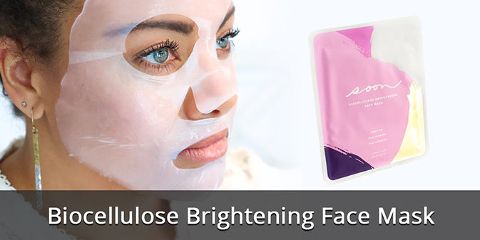 Item of the Week: Biocellulose Brightening Mask