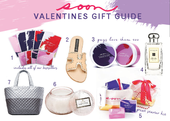 SOON VALENTINE'S GIFT GUIDE