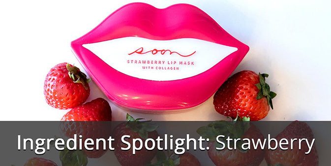 Ingredient Spotlight: Strawberry