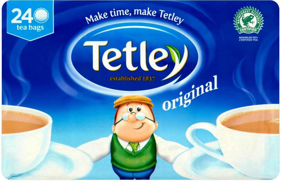Tetley Tea Bags - 240pc