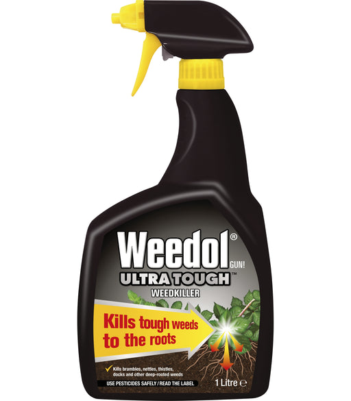 Weedol Gun! Ultra Tough Weedkiller 1 litre
