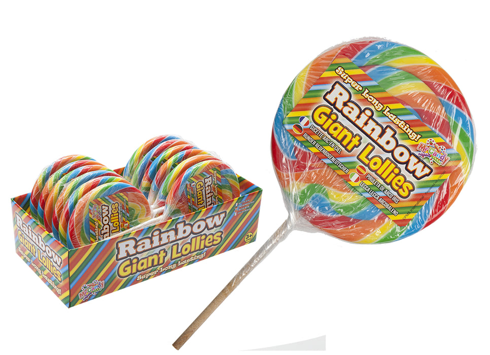 Retro Lollipop - Gigantic