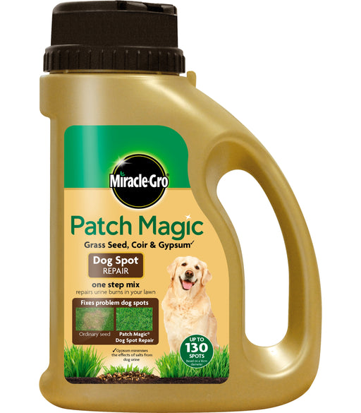 Miracle Gro Patch Magic Dog Spot Repair 1293g shaker jar