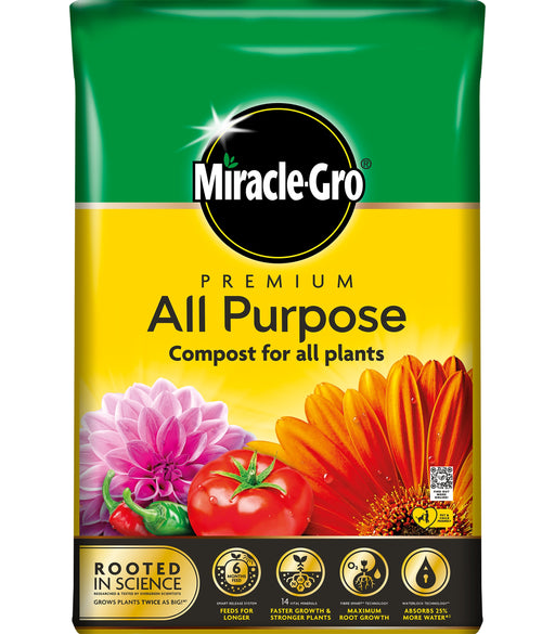 Miracle Gro Premium All Purpose 40L