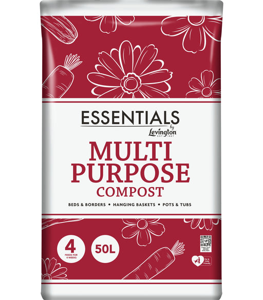Levington Essentials Multi Purpose 50 Litres