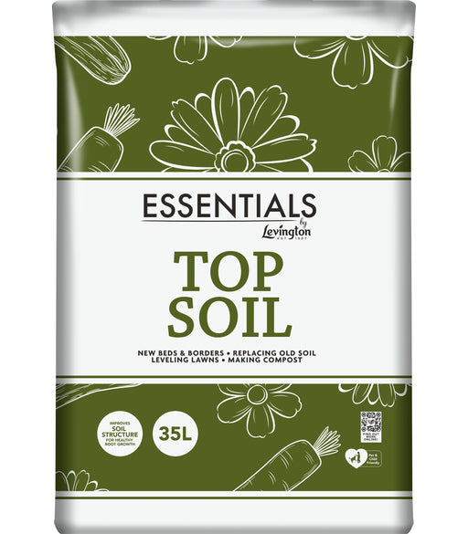 Levington Essentials Top Soil 35 Litres