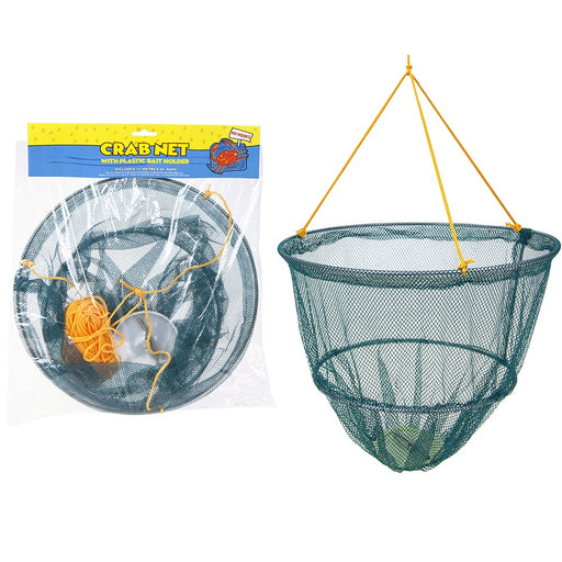 DISC Crab Net With Bait Holder