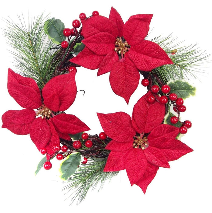 Christmas Wreath - 11""