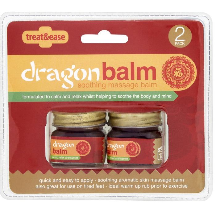 DISC Dragon Balm - 2 Pots