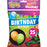 Happy Birthday Balloons - 25pc