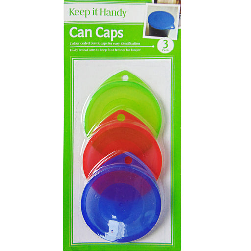 DISC Can Caps - 3pc Set