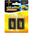 9v Batteries - 2pc