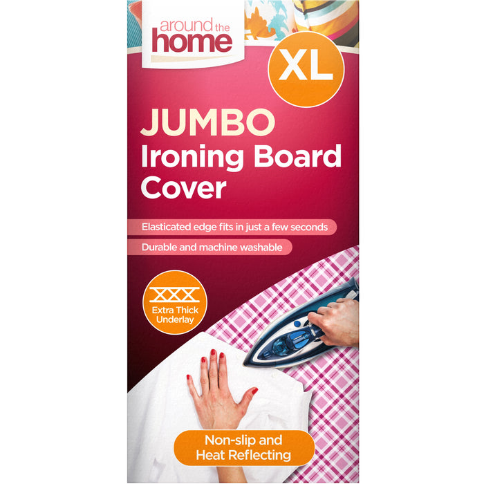 DISC Ironing Board Cover - Jumbo Size