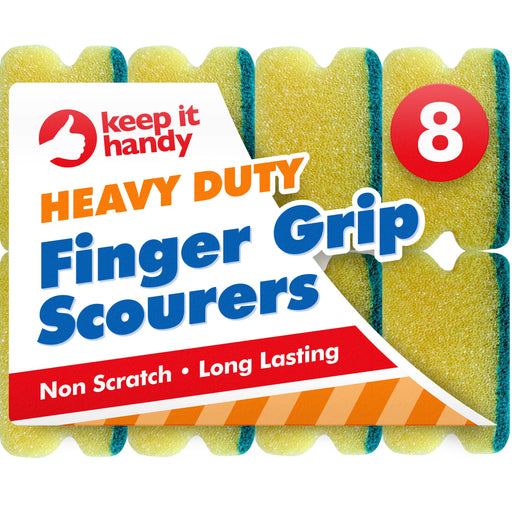 Scouring Pads - 8pc
