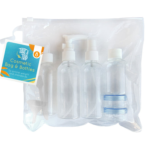 Travel Bottles  - 8pc