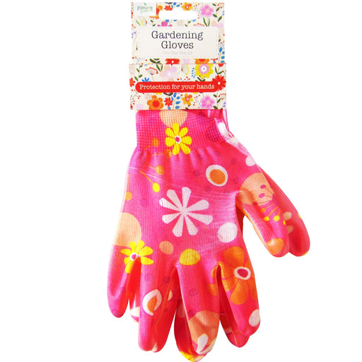 Ladies Garden Gloves - One Size