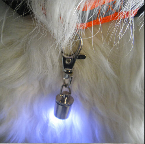 High Visibility Pet Collar Flasher