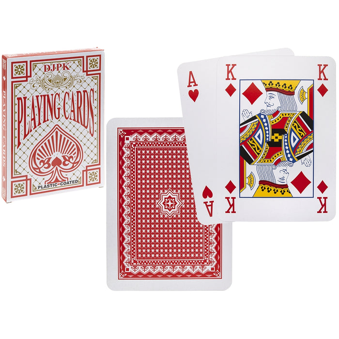 Giant Playing Cards - 8 x 11""