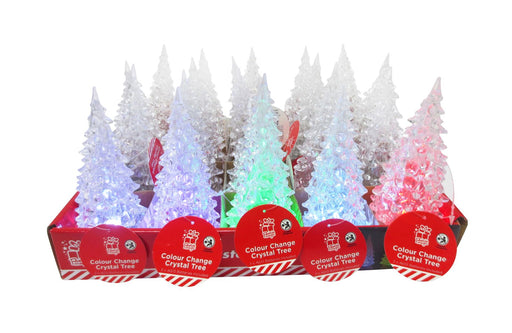 LED Christmas Tree - 14cm