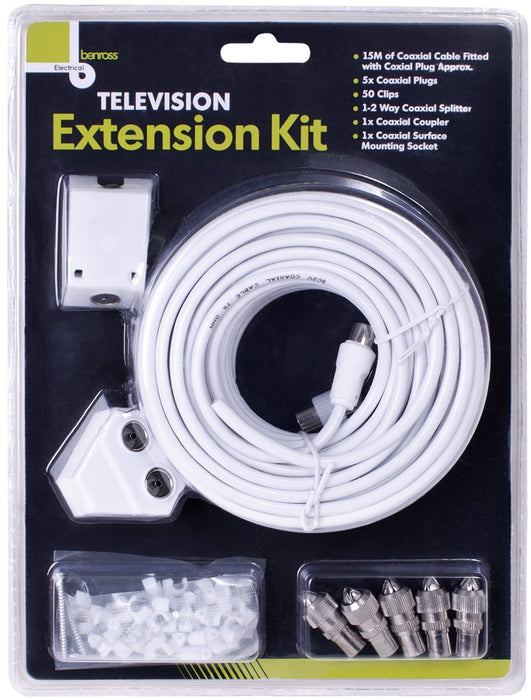 TV Extension Kit - 15M