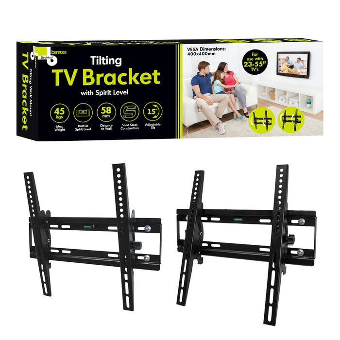 "Tilting TV Bracket - 23"" - 55"""