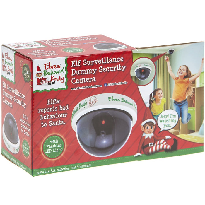 Elf Dummy Camera - Flashing LED