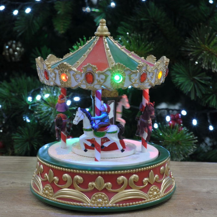 Musical Carousel - LED