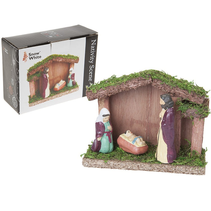 Nativity Set - 3pc Set