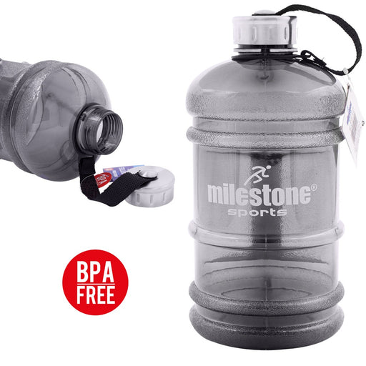 DISC Large Water Bottle - 2.2L