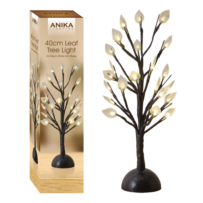 LED Leaf Tree - 40cm