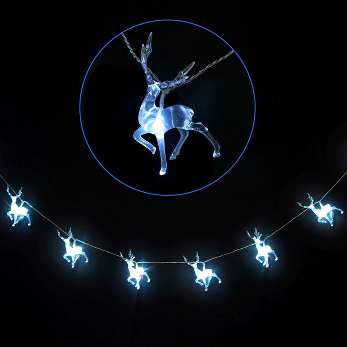 LED Stag Lights - 10pc