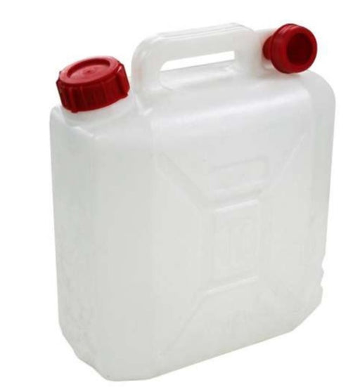 Plastic Jerry Can - 10L