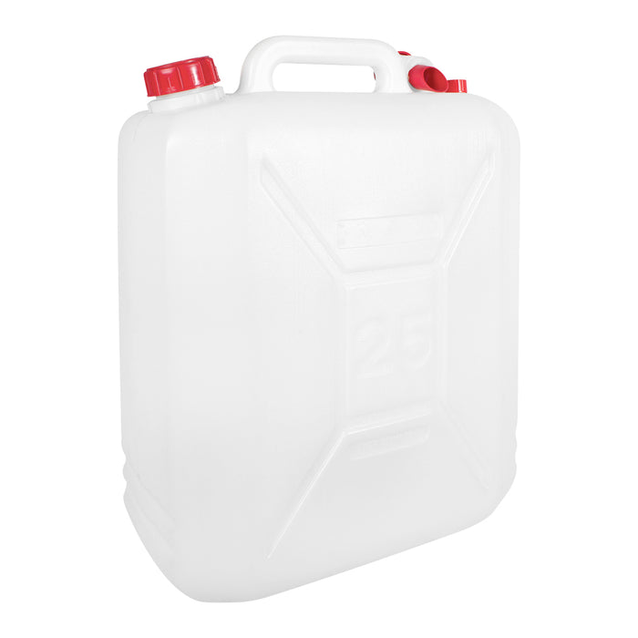 Plastic Jerry Can - 25L