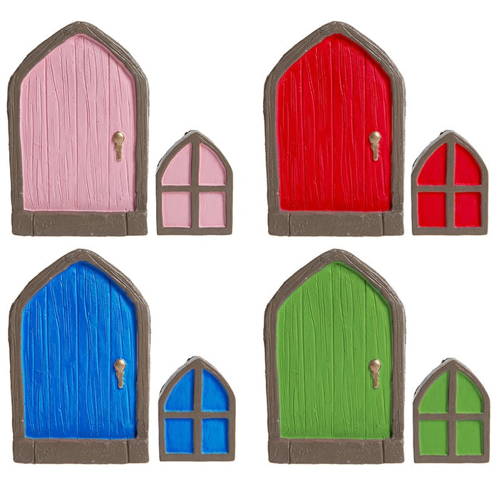 Fairy Door Window Set