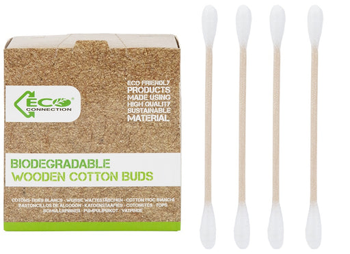 Bamboo Cotton Buds - Eco Friendly