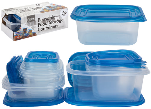 Food Containers - 15pc