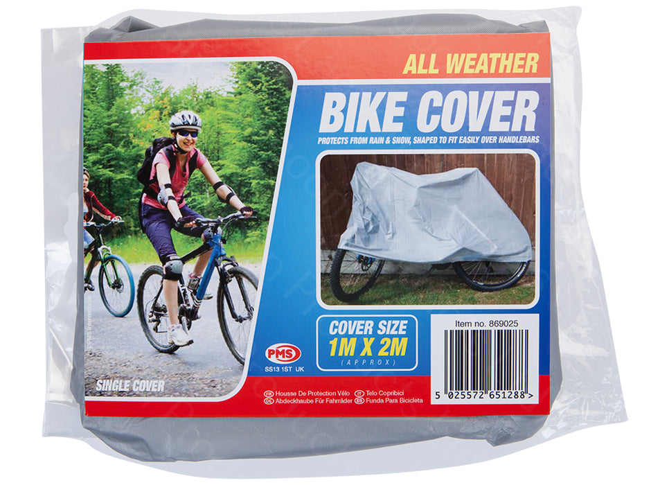 DISC Waterproof Bicycle Cover - Large 100cm x 200cm